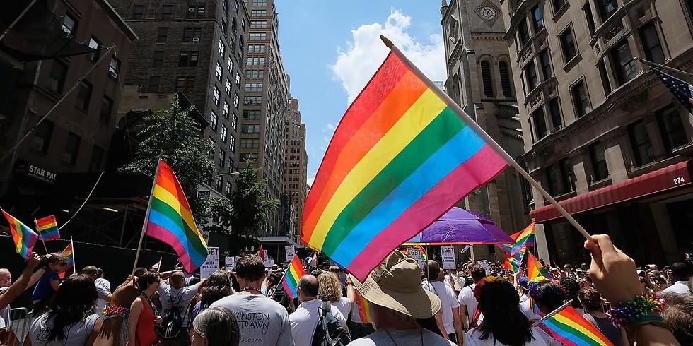 NYC Penguin Random House Pride