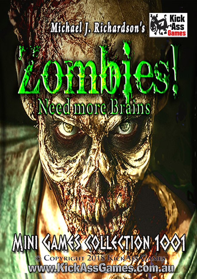 Zombies! Need more Brains
