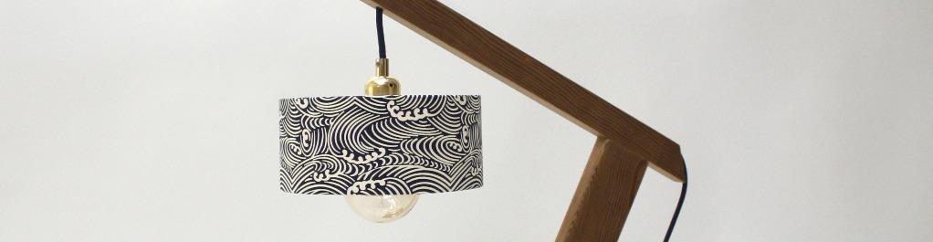 Lampe Loft M Vages Hokusai