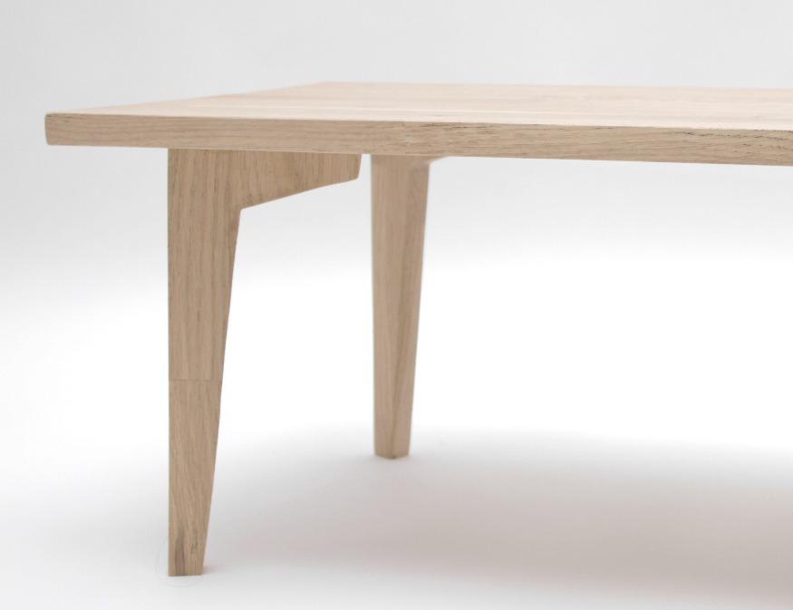 Table Brut de Chêne