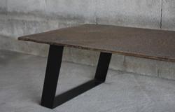 Table Basse tout Acier