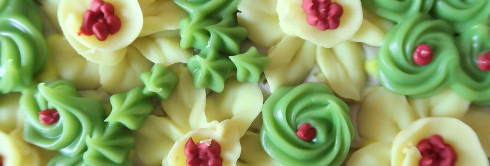 Daffodil and Watermelon Creme Silk Soap