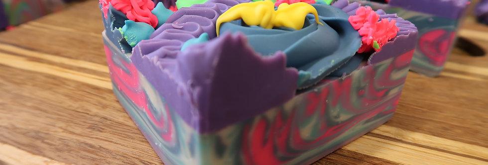 Pandora Creme Silk Soap