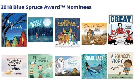 2018 Blue Spruce Nomination