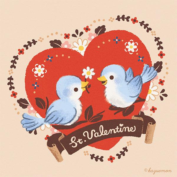 小鳥ちゃんのバレンタイン