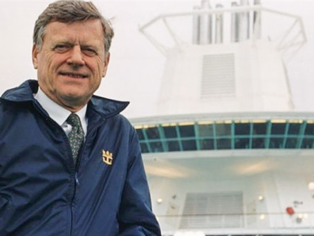 Founder of Royal Caribbean Cruises, Arne Wilhelmsen, Dies at 90