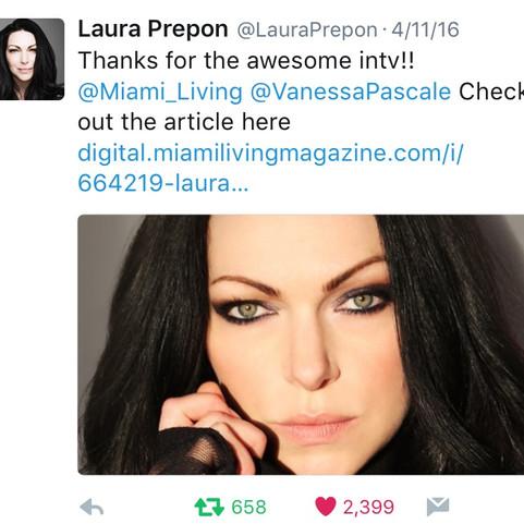 Laura Prepon