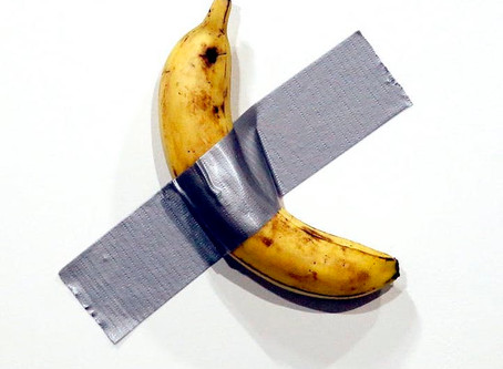 The Value of a Banana: Understanding Absurd and Ephemeral Artwork