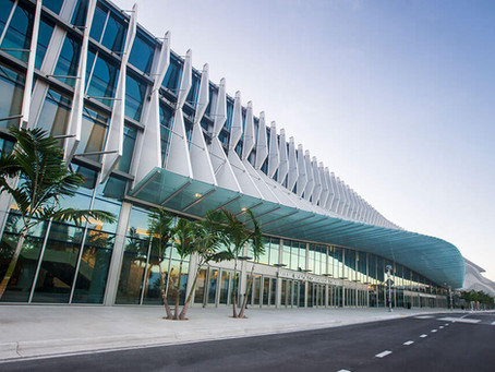 Miami Beach Convention Center Reopening