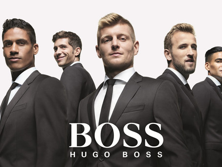 BOSS Parfums Launches New Campaign & Fragrance, 'Unite to Celebrate' & BOSS Bottled United