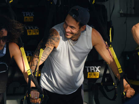 """TRX Founder Brings """"Uber of Fitness"""" To South Florida"""