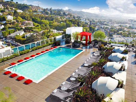 Andaz West Hollywood: Chic, Rock & Roll Boutique Hotel