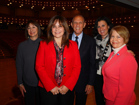 Aileen Ugalde Elected as Chair of The Arsht Center's Trust Board of Directors