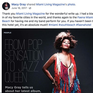 MIami Living Magazine | Social Media