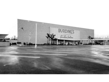 Remembering Burdines: The Florida Store