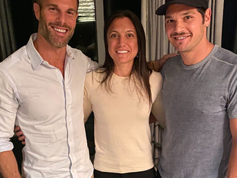 Dustin Robinson Was Joined by Daniel Carcillo and Dr. Michelle Weiner for Psychedelic Series