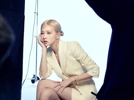 Tiffany & Co. Announces Musician ROSÉ as Its New Global Ambassador