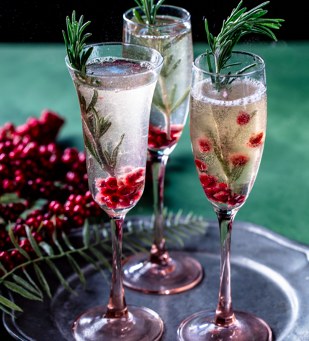 Toast to The Holidays with Ron Barcelo