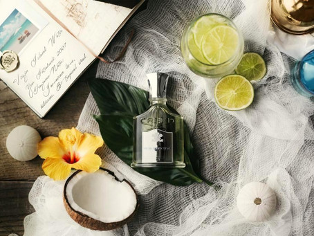 Virgin Island Water: The Perfect Summer Scent from House of Creed
