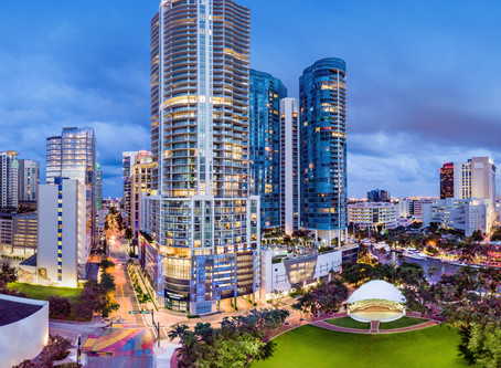 Hyatt Centric Las Olas Fort Lauderdale Opens