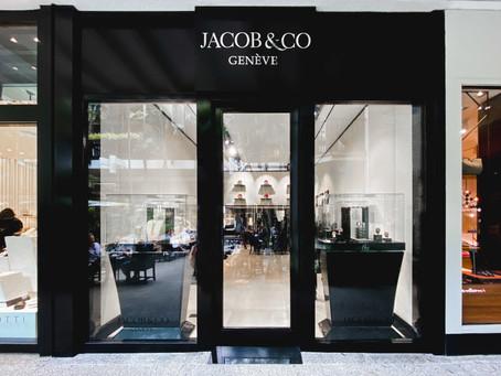 Jacob & Co. Opens New Pop Up Boutique at Bal Harbour Shops