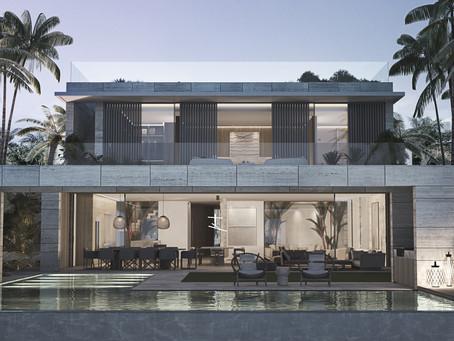 Villa OASIS in Miami: Tropical High Standard by Manuel Ruiz