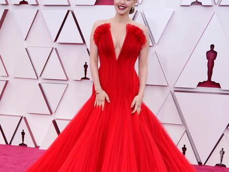 Giorgio Armani Dressed 93rd Academy Awards Participants