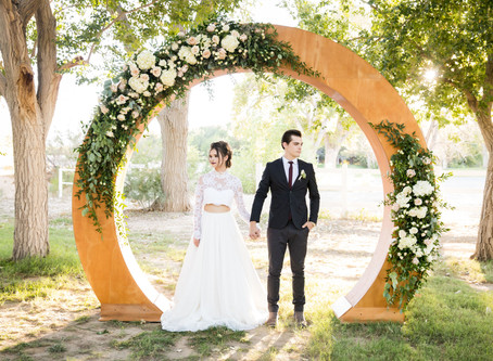 Simplicity & Natural Settings Will Be a Weddings Trend Post COVID-19
