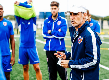 Miami FC Head Coach Nelson Vargas Appointed as Academy Executive Director