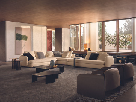 Discover Saint-Germain: The New Sofa System by Poliform