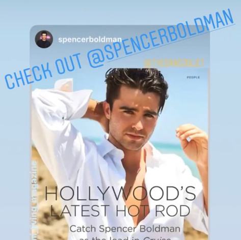 Spencer Boldman