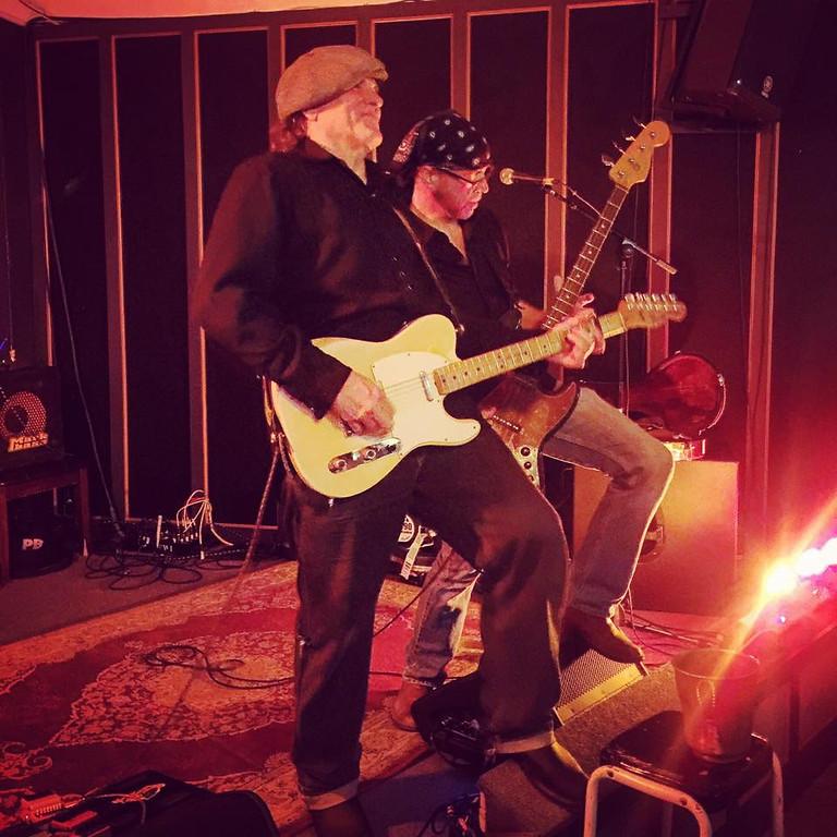 Derral Gleason Duo - Silver City