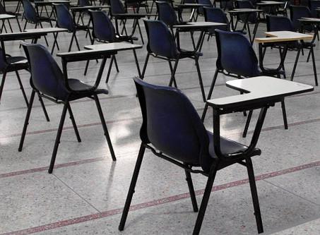 My First University Exam Experience