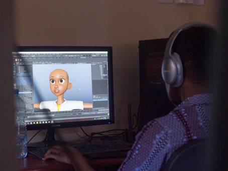 Inspiring and supporting next generation of Animators in Tanzania