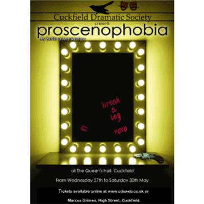 Proscenophobia (Stage Fright)