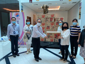 6월 월행사 - 태국 노동자 돕기