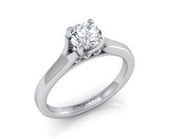 Diamond Engagement Ring AZ017