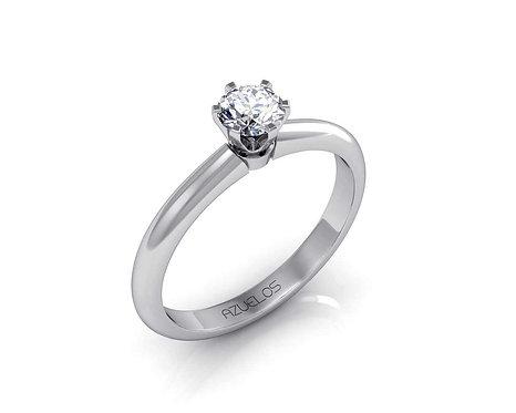 Model AZ-003 טבעת אירוסין מיוחדת
