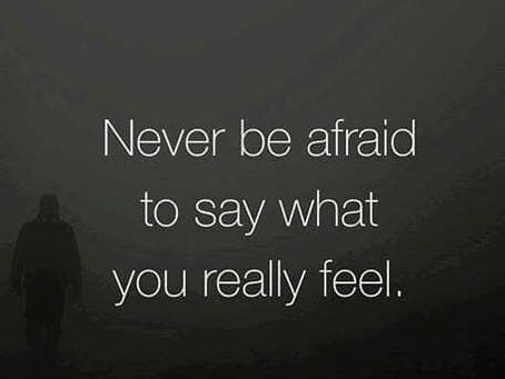 Why are we so afraid of feelings?
