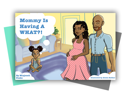 Mommy is having a WHAT?! Classroom Set of 25 (Paperback)