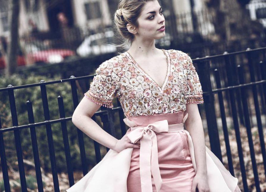 Vintage Gown Customization