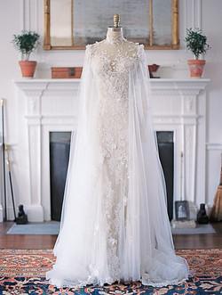 Custom Wedding Gown