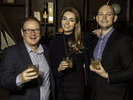 Podcast: Whiskycast meets The Three Drinkers