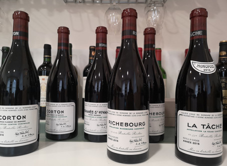 DRC 2017: a look at the world's most beloved wine producer