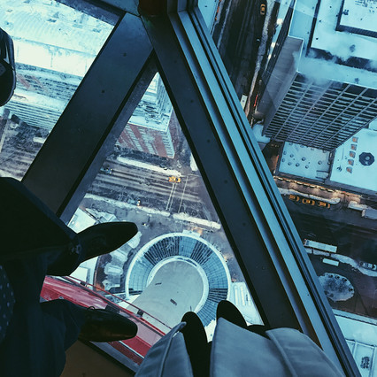 Dinner On top of the Calgary Tower | Sky360 Restaurant