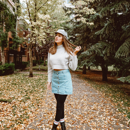 My Favourite Songs on my Fall Playlist