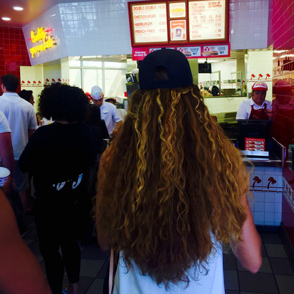 The Way To My Heart: IN-N-OUT Burger