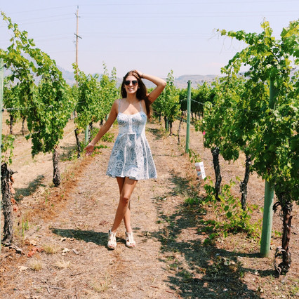 Winery Hopping In Oliver, BC