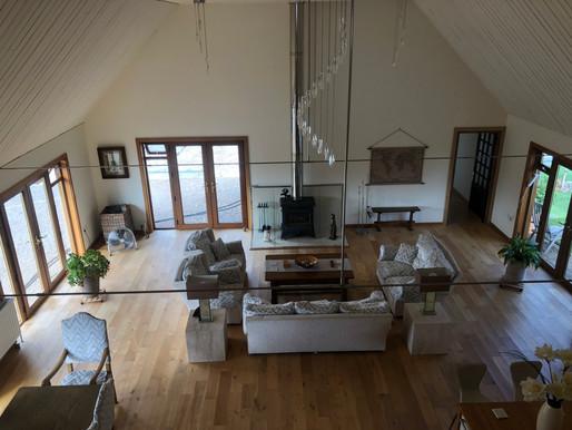 A VENDRE Belle Maison d'architecte - 4 chambres - dépendances - terrain 5811m² - construction 2009