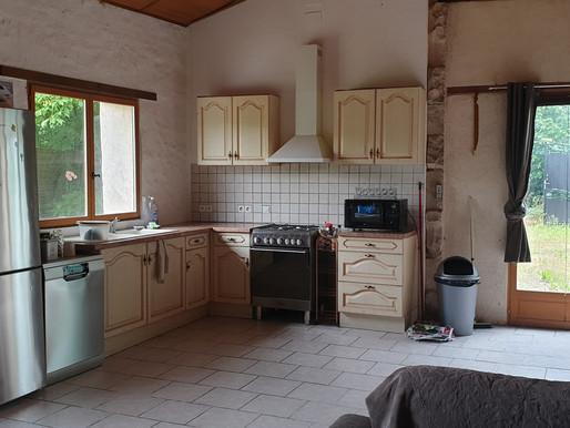 Charmante maison de plain-pied en Charente
